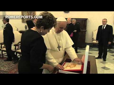 Meet Alfred Xuereb, Pope Francis' Personal Secretary