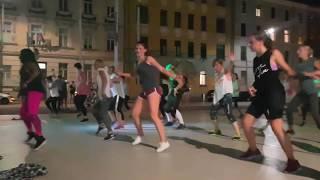 Olatunji - Oh yay Zumba fitness choreo Soca/Afrobeat