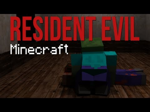Resident Evil (Minecraft Animation)