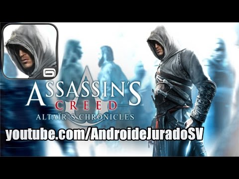 assassin's creed altair's chronicles android free download