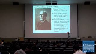 Thermodynamics and Chemical Dynamics 131C. Lecture 14. The Gibbs Energy.