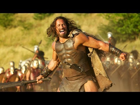 Hercules featuring Dwyane The Rock Johnson   Official Trailer | Video