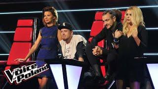 Video The Voice of Poland III - Chłopak czy dziewczyna? - Przesłuchania w Ciemno download in MP3, 3GP, MP4, WEBM, AVI, FLV Mei 2017