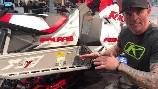 4. Walkaround of the Polaris 2020 RMK Khaos 850