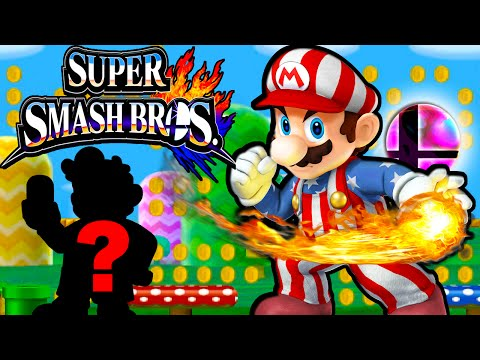 character - Welcome to Super Smash Bros 4 for the Nintendo 3DS! With over 50 new characters, including 17 Newcomers & 13 secret characters to unlock, this is the biggest Smash roster yet! In this gameplay...