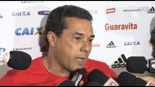 Após vitória por 2 a 0, Luxemburgo elogia jogadores do Flamengo.O Flamengo derrotou o Criciúma por 2 a 0 neste domingo, 24 de agosto, pela 17ª rodada do Campeonato Brasileiro.