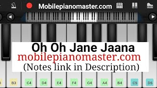 Video Oh Oh Jane Jana Piano Tutorial Piano Keyboard Piano Lessons Piano Music learn piano Online Piano download in MP3, 3GP, MP4, WEBM, AVI, FLV January 2017