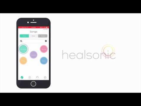 0 Free HEALSONIC app
