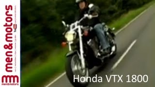 7. Honda VTX 1800 Review (2003)