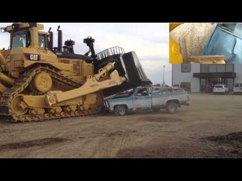 CAT D11T - http://www.hwequipment.com | As hockey fans we were a little disappointed at the cancelling of the first month of the NHL season and now the cancelling of th...