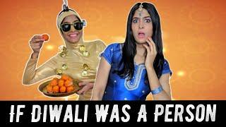 Video If Diwali Was A Person 💥  | Rickshawali MP3, 3GP, MP4, WEBM, AVI, FLV November 2018