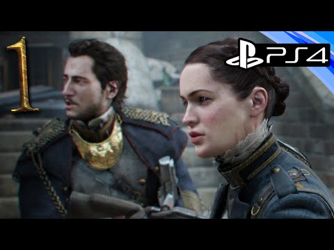 The Order 1886 #1: Best Graphics on PS4?! – Live Longplay