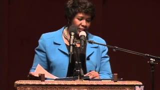 2010 Martin Luther King Jr. Symposium Keynote Memorial Lecture - Gwen Ifill