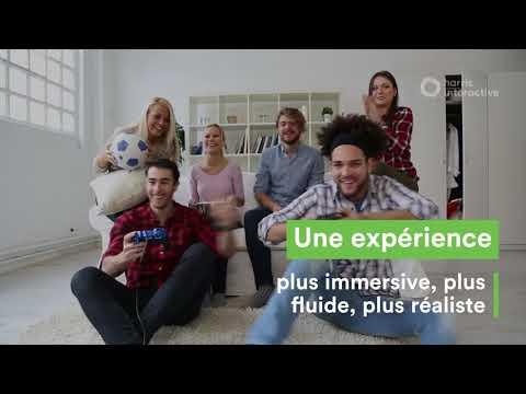 Les Français face à la réalité virtuelle