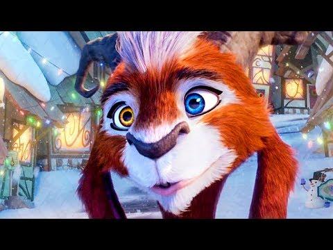ELLIOT THE LITTLEST REINDEER Trailer (Animation, 2018)