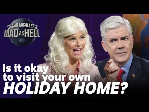 Harwinning | Shaun Micallef's MAD AS HELL, Wednesday 8:30pm on ABC
