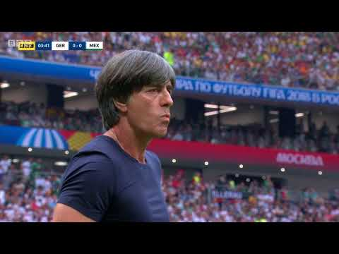 Germany Vs Mexico- FIFA World Cup 2018 - Full Match