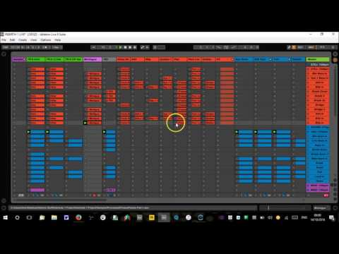 From Studio To Stage - How I Prepare And Perform Songs For Live Performance In Ableton Live - Part 1
