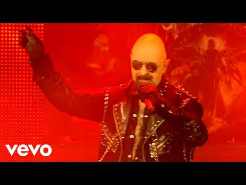 It's Wednesday, 70+ degrees ... time for Judas Priest's Metal Gods!!