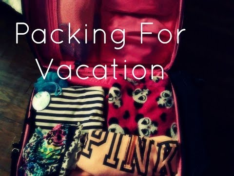 BeautyBooties - Pack with me for my vacation to Maryland! I will be on vacation until the after fourth of July, so there won't be any actual structured videos. But, I will t...