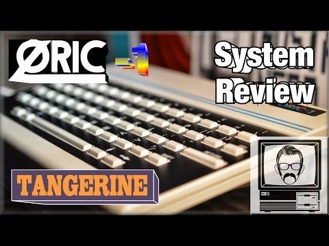Oric 1 System Review | Nostalgia Nerd