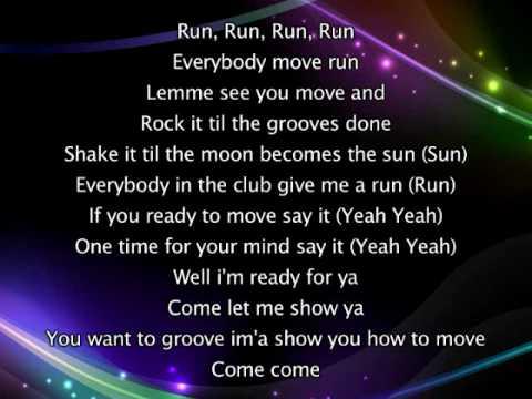 , title : 'Rihanna - Pon De Replay, Lyrics In Video'