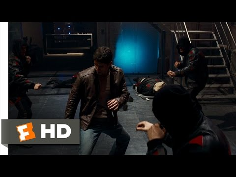Ninja (9/10) Movie CLIP - The Ring of Brothers (2009) HD