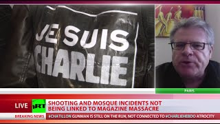 'Charlie Hebdo shooting could escalate into culture war'