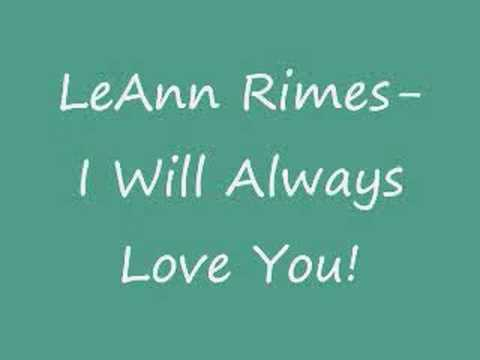 Tekst piosenki LeAnn Rimes - I will always love you po polsku