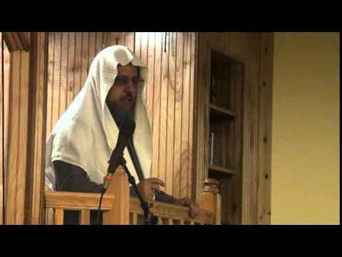 خطبة الجمعة -الذكر للشيخ وليد المنيسي