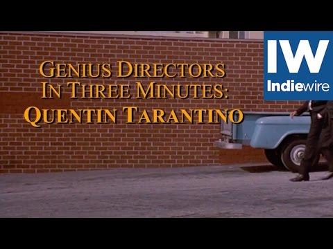 Tarantino's Best Visual Film References... in Three Minutes! (видео)