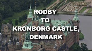 A complete episode feat. Denmark. Danish sights from Rodby Harbour up to Kronborg Castle in stunning HD aerial footage.