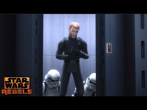 Star Wars Rebels: Agent Kallus Escapes & Joins The Rebellion