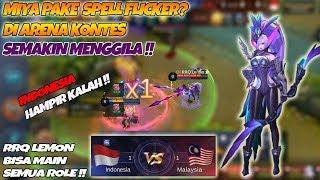 Download Video Ketika Miya Pake Spell Flicker Di Arena Kontes Semakin Menggila !! - Indonesia VS Malaysia MP3 3GP MP4