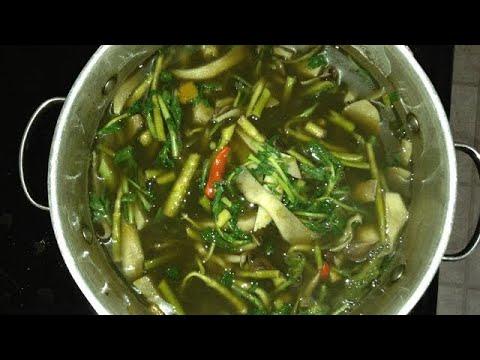 Kang Nor Mai | Bamboo Soups | ແກງໜໍ່ໄມ້ຫຼງບ້ານ (LAO FOOD) Home Made By Kaysone
