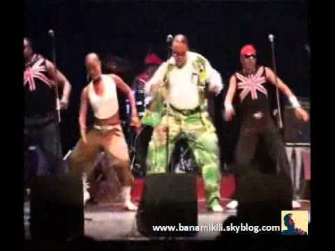 JB MPIANA A LONDRES CONCERT EVENEMENT (DUBLIN 2005)