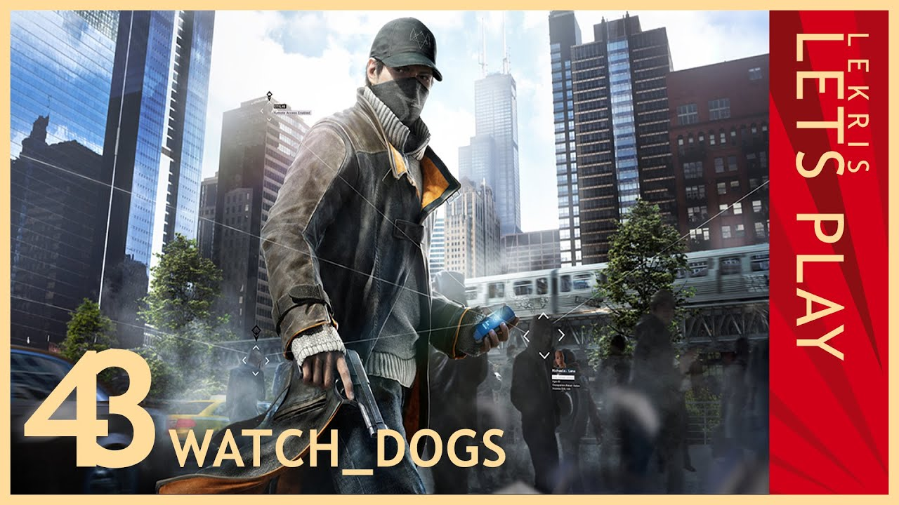 Watch Dogs #43 - Blume infizieren