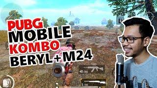Video BERYL + M24 KOMBO MAUT - PUBG MOBILE INDONESIA MP3, 3GP, MP4, WEBM, AVI, FLV Maret 2019
