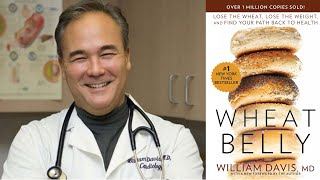 Research behind gluten: Dr. William Davis, a cardiologist, presents the research supporting removing