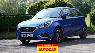 Promoted | 7 Days In The MG3 | Autocar by Autocar