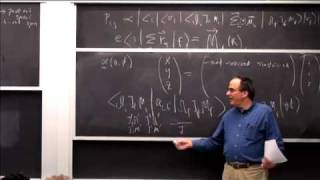 Lec 9 | MIT 5.80 Small-Molecule Spectroscopy And Dynamics, Fall 2008