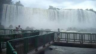 Foz Do Iguacu Brazil  city photos : Iguassu Falls - Foz do Iguacu (Brazil side catwalks)