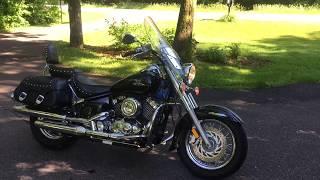 1. 2009 Yamaha V Star 650 Silverado