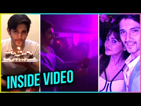 Rohan Mehra's CRAZY Birthday Bash With Kanchi Sing