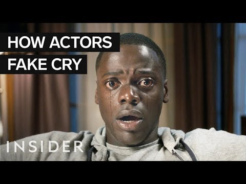 How Actors Fake Cry In Movies