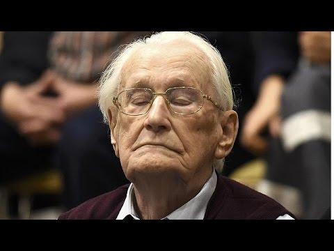 Γερμανία: Φυλάκιση 4 ετών στον 94χρονο «λογιστή του Άουσβιτς»