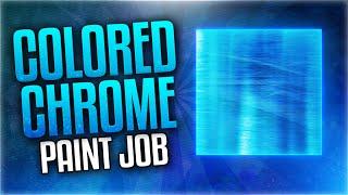"""HOW TO MAKE COLORED CHROME CAMO! - """"Chrome Colored Camo"""" P..."""