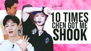 Video 10 TIMES CHEN GOT ME SHOOK MP3, 3GP, MP4, WEBM, AVI, FLV September 2019