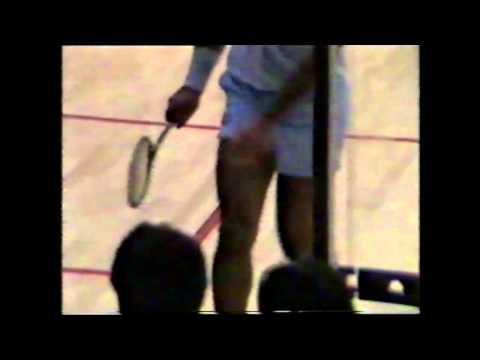 Squash : Jahangir Khan v Carol Martini