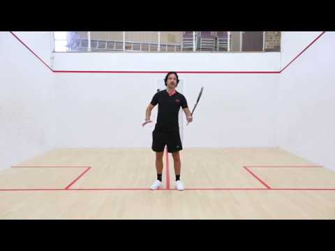 Squash tips: Don't gift your opponent time to attack!